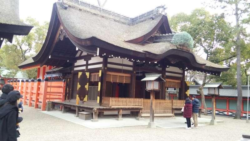 S07 - Sumiyoshi Taisha Shrine