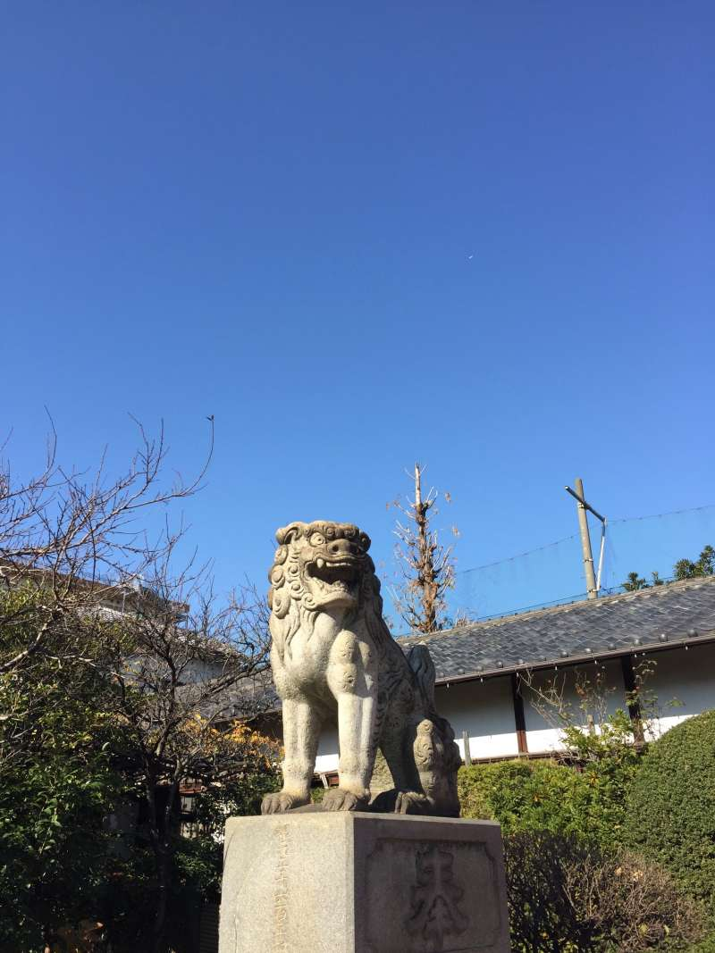 Tamahime Inari Shrine