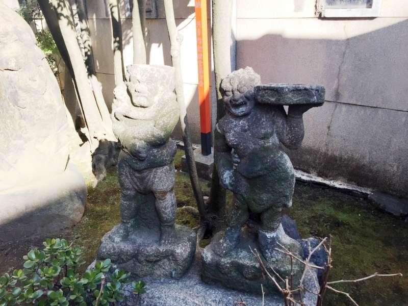 Yoshiwara Inari Shrine