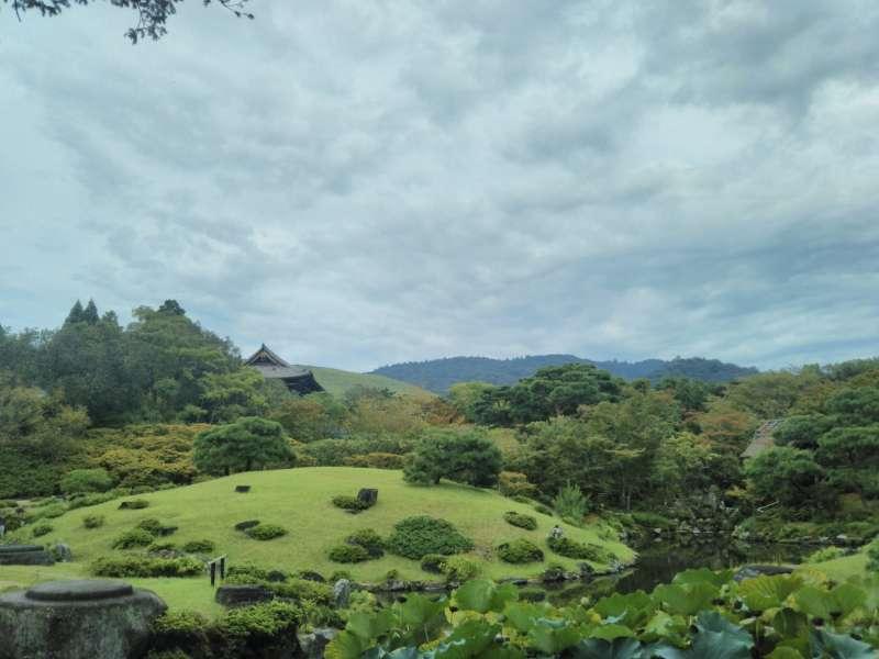 Isuien Garden in Nara
