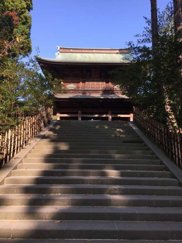 Engaku-ji Temple.