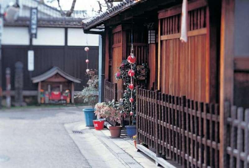 Nara-machi, old merchants' town