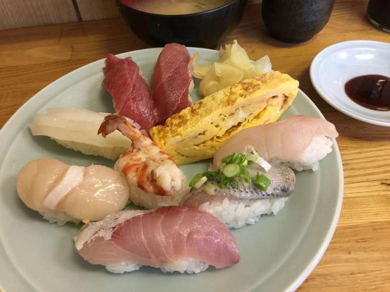 Sushi Nigiri Lunch