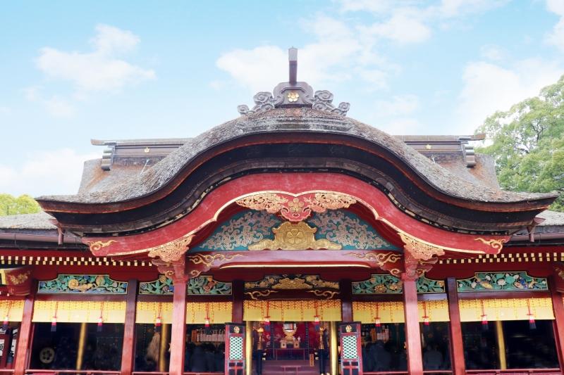 Dazaifu Tenmangu Shrine