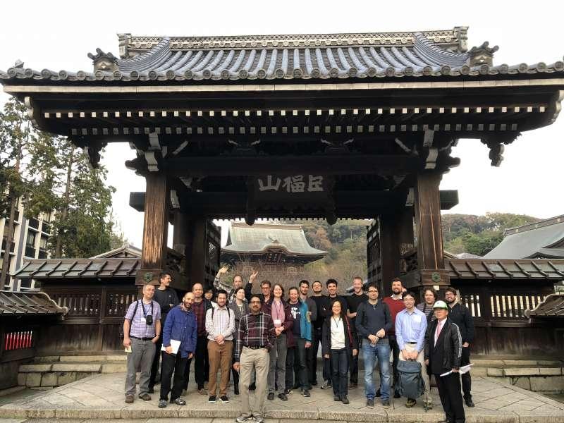 Kencho-ji Somon Gate