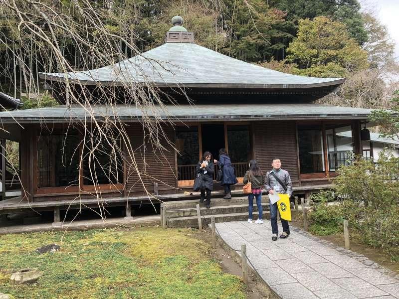 Tokai-ji Temple Main Hall