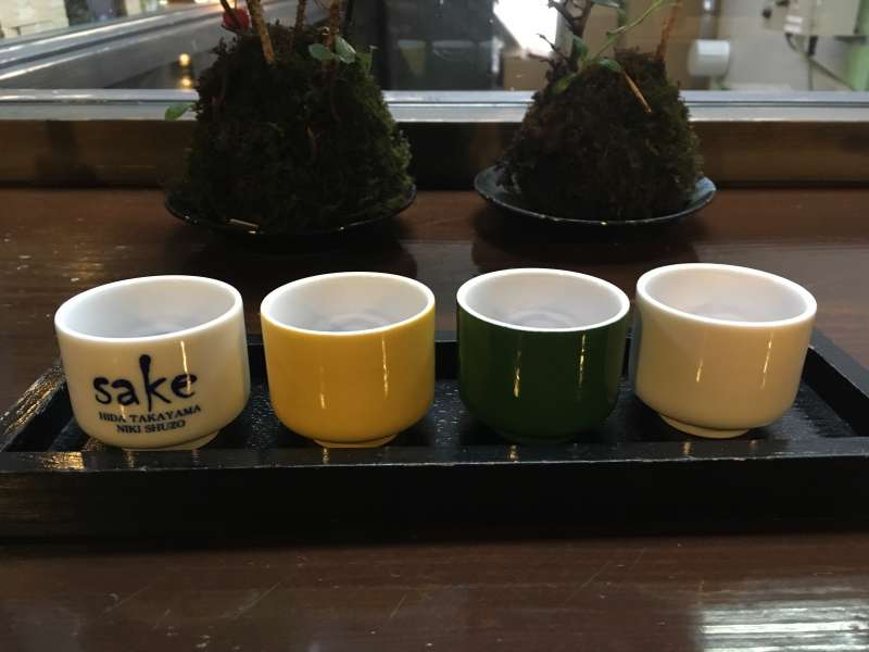 You will taste various kinds of sake at 7 different local sake breweries. Your guide will explain the difference between each sake.