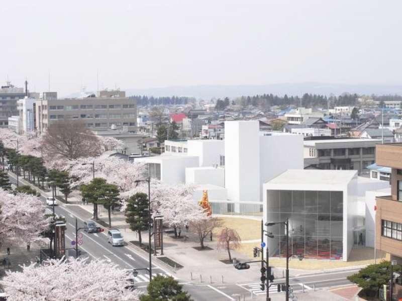 【青森県十和田市】小城市里的藝術巡游