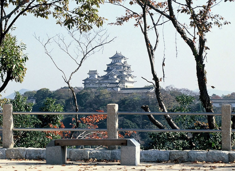 Himeji Castle was designated as Japan's first World Heritage Site in 1993. It is called