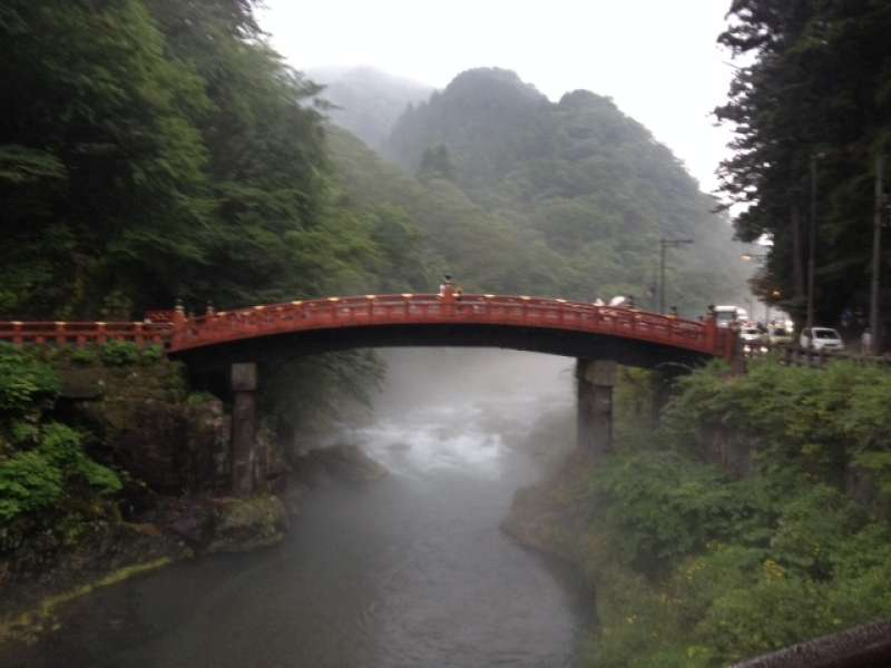 Shinkyo, the Sacred-Bridge