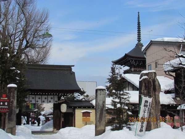 Kokubun-ji Temple
