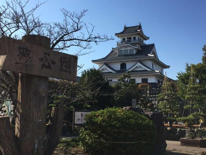 Nagahama Jyo Castle