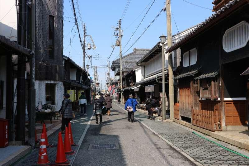 Old Hokkoku Street