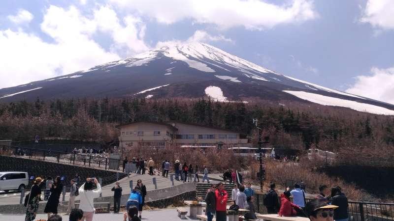 Mt.Fuji, fifth station