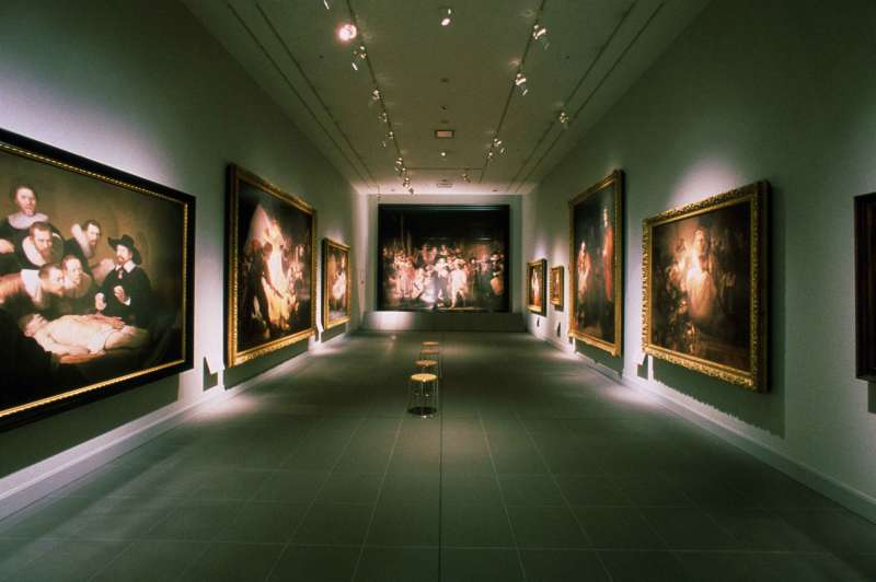 The Otsuka Museum of Art is the largest museum in Japan, featuring life-size reproductions of virtually every representative masterpiece of Western art from antiquity to the 20th century.
