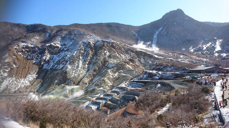 Sulfur  Valley, those who may have heart problem or any other are restricted to come.
