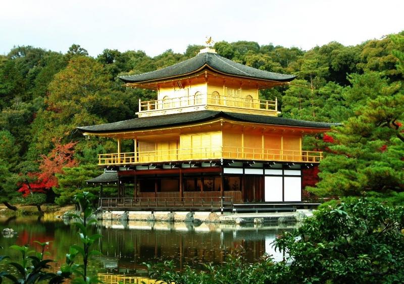 Kinkakuji Temple, World Heritage Site