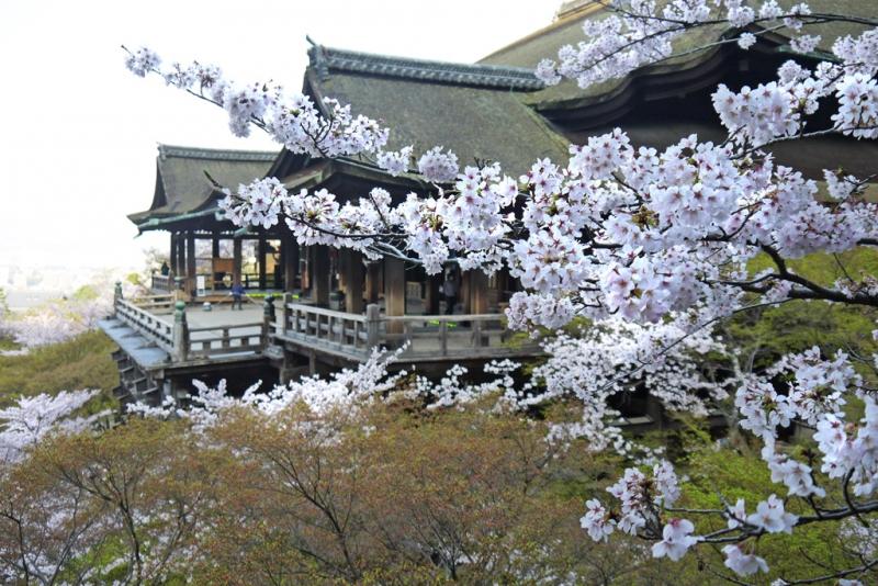 Kiyomizudera Temple, World Heritage Site