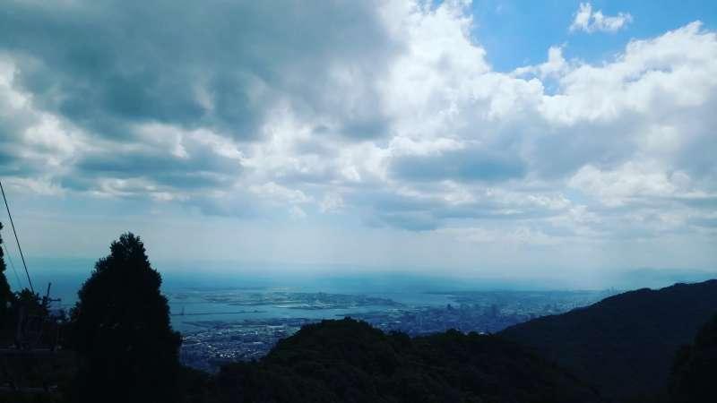 Cityscape of KOBE