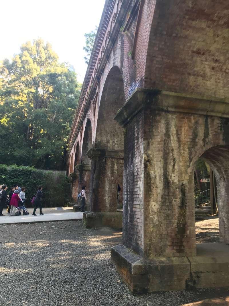 1800's aqueduct