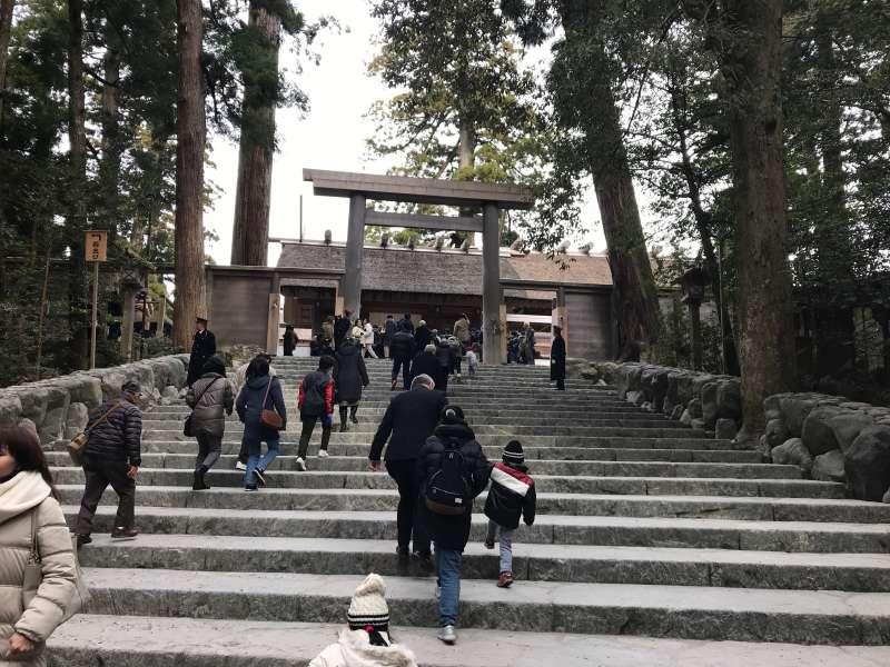 Inner Shrine, 2000 yr history