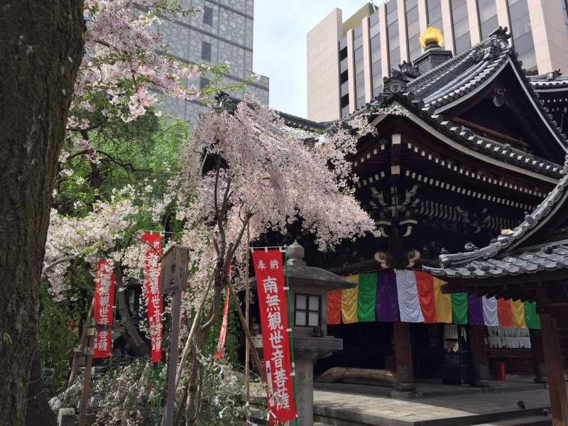 Rokkakudo-temple.