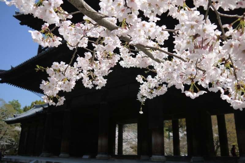 Sanmon gate at Nanzenji temple