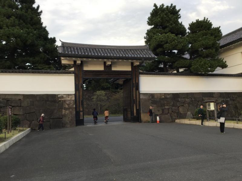 1. Sakuradamon Gate