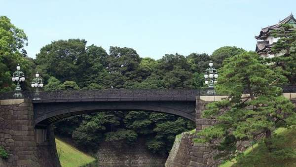 2. Double Bridge is not open to public but you can see this view.
