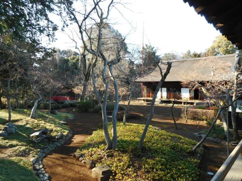 Garden of Kita-in Temple