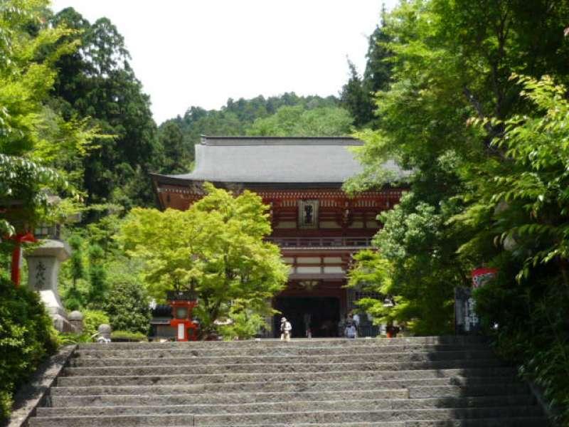 Main gate of