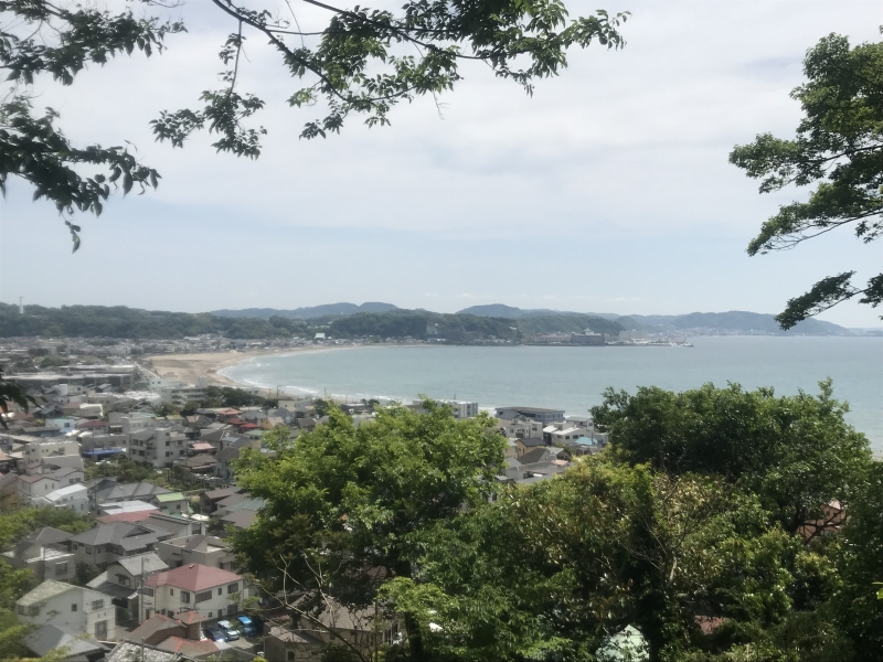Hasedera Temple : View from the Lookout