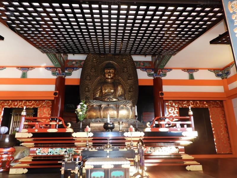 Amida hall / Kiyomizu dera temple