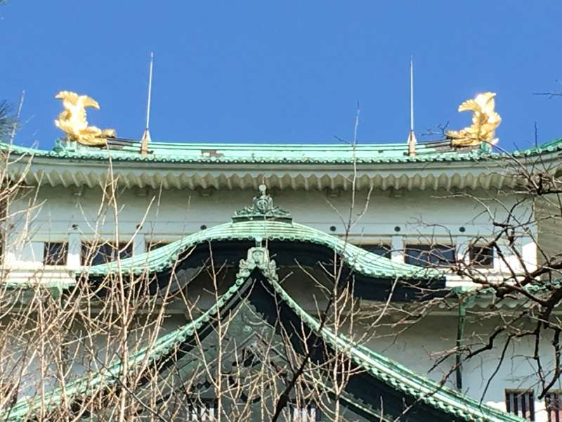 Nagoya Main Castle Tower