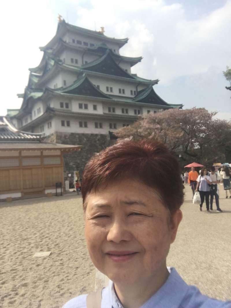 Nagoya Main Castle Towrer