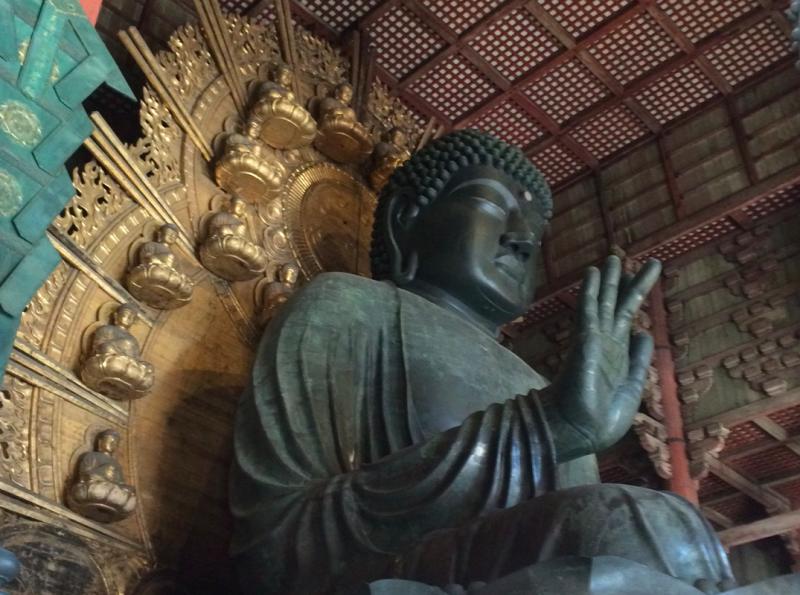 Great Buddha of Tohdai-ji Temple