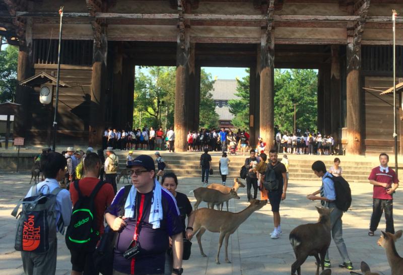 Nandai-mon Gate for Great Buddha Hall