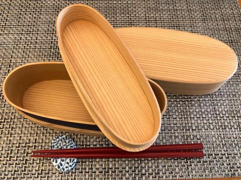 Wodden Bento Box