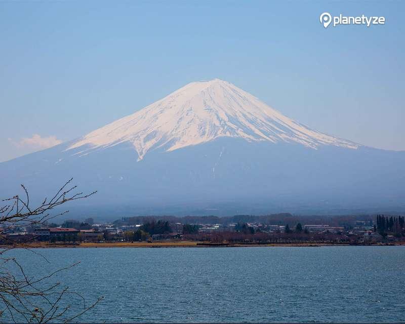 Lake Kawaguchiko & Mt.Fuji