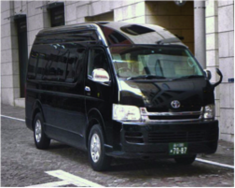 Private car ( up to 8 person)