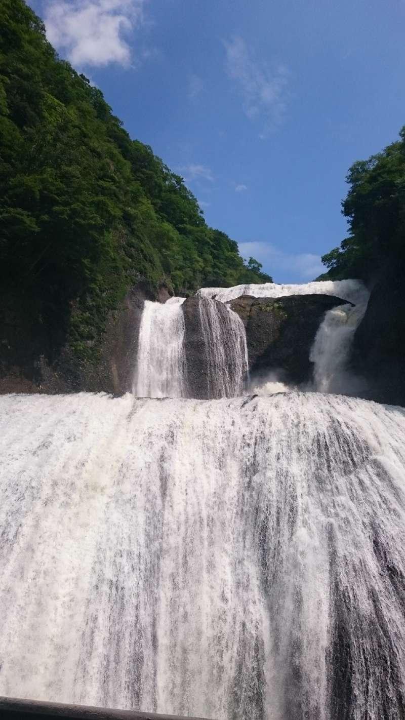 Fukuroda Falls, Daigo town