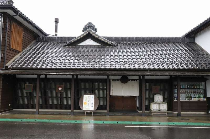 Kiuchi Brewery,Naka city . A very  popular Sake brewery,  Enjoy tasting the craft beer and the plum wine there.