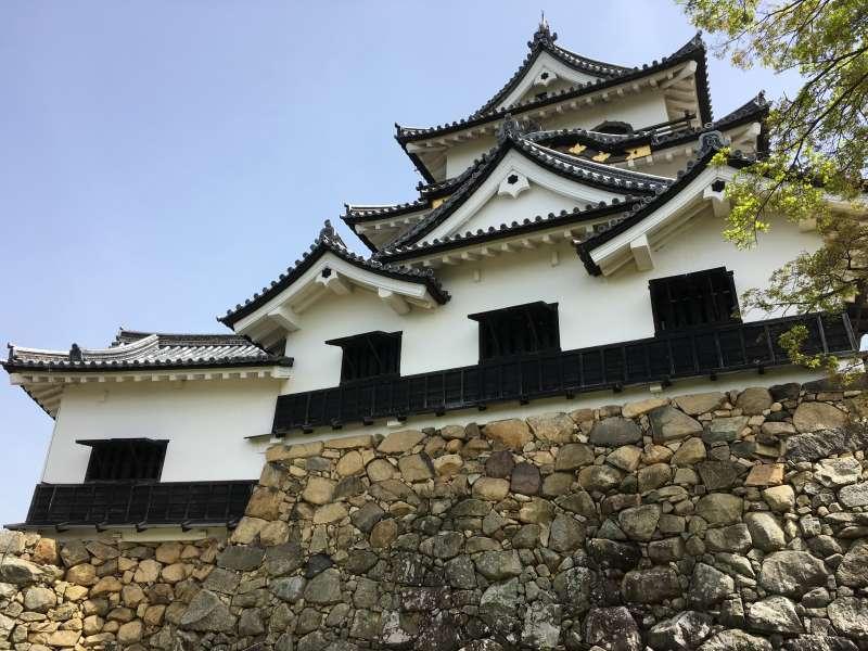 Donjon of Hikone Castle