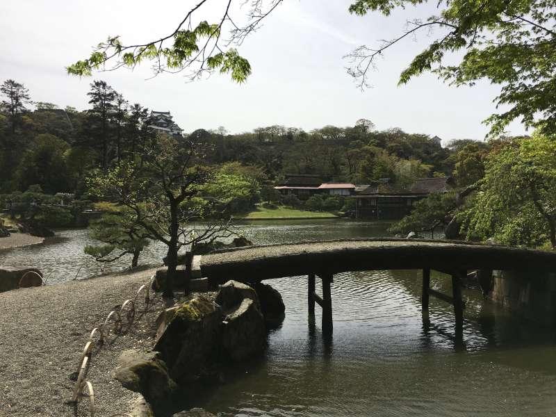 Genkyu-en Garden
