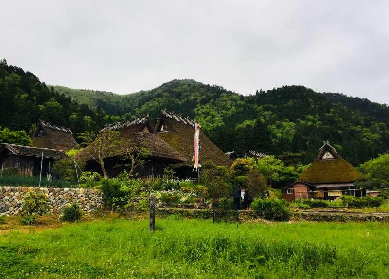 Miyama Thached Roof Village Tour