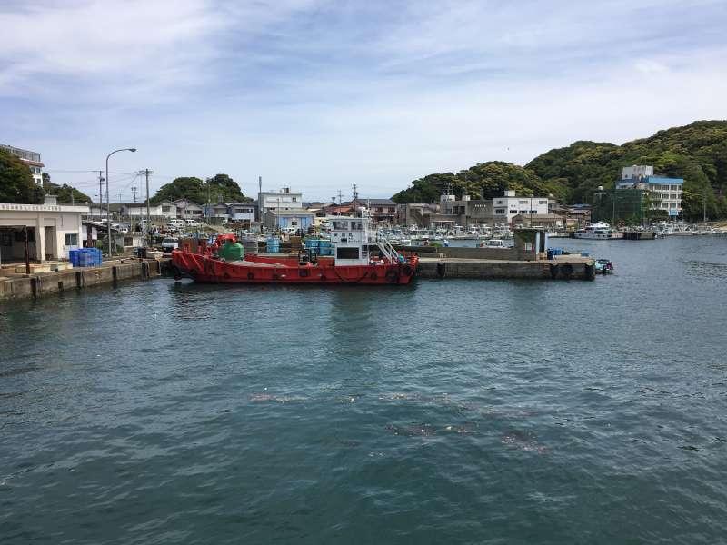 Toshi-jima Island Port