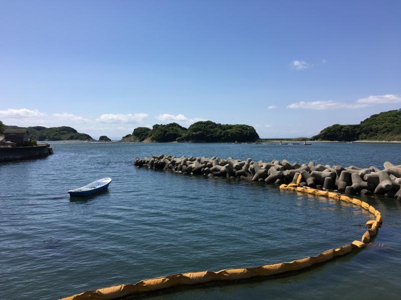Momotori Fishery Port