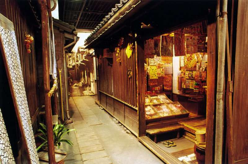 Shitamachi (Edo-downtown) Museum
