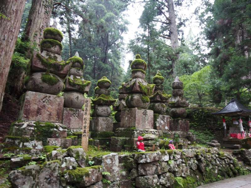 Okunoin Shojingu Ritual& Ancient pilgrimage trails  ☆Lunch with panorama view☆
