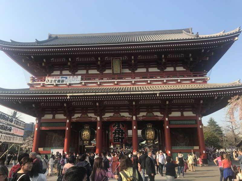 Excursão 1 (Asakusa, Ueno, Akihabara)